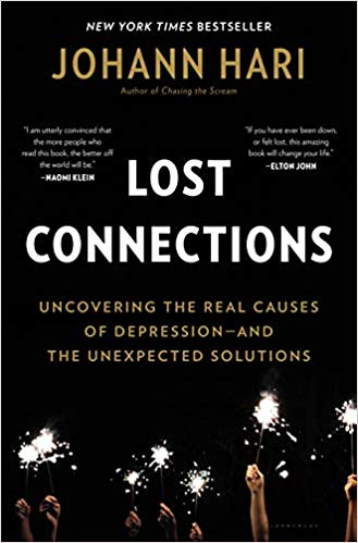 Lost Connections: Why You're Depressed and How to Find Hope Hardcover